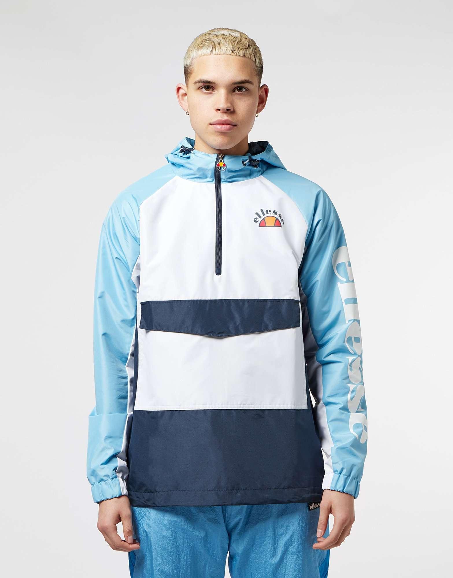 Ellesse Mercuro Half Zip Jacket - Online Exclusive
