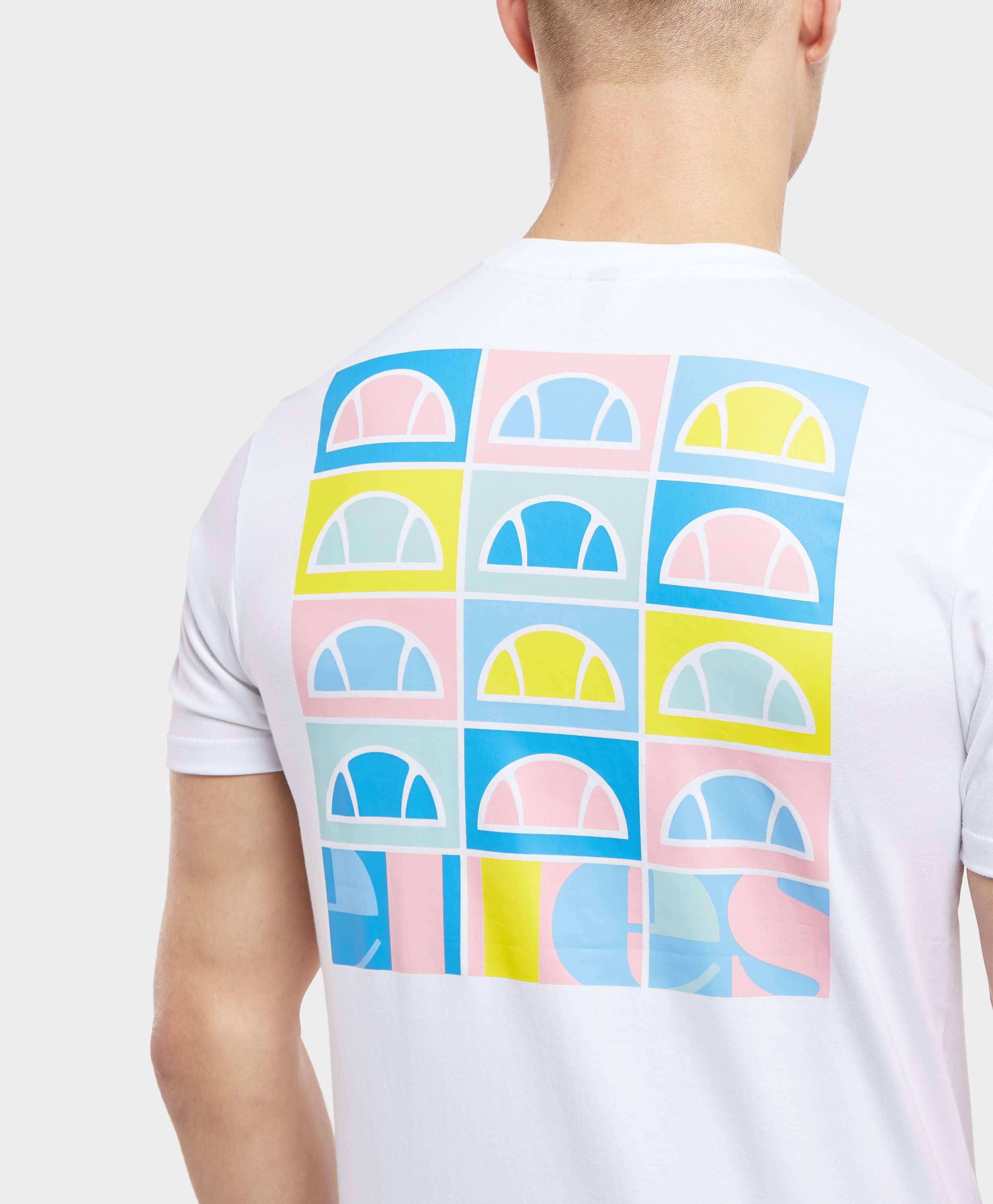 Ellesse Fondato Short Sleeve T-Shirt