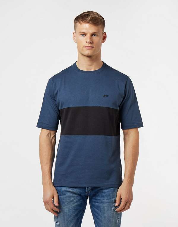 Denham Wilkinson Block Short Sleeve T-Shirt