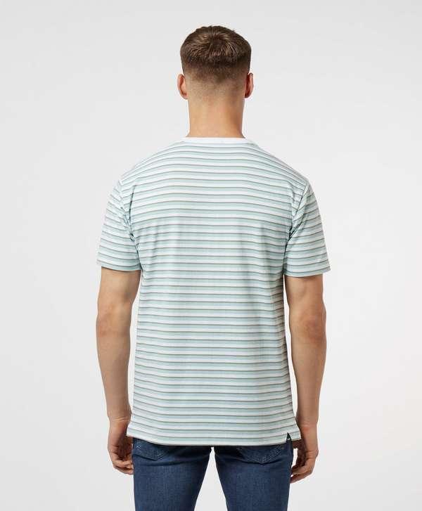 Denham Tiger Stripe Short Sleeve T-Shirt