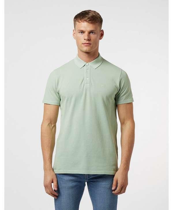 Denham Lupo Short Sleeve Polo Shirt
