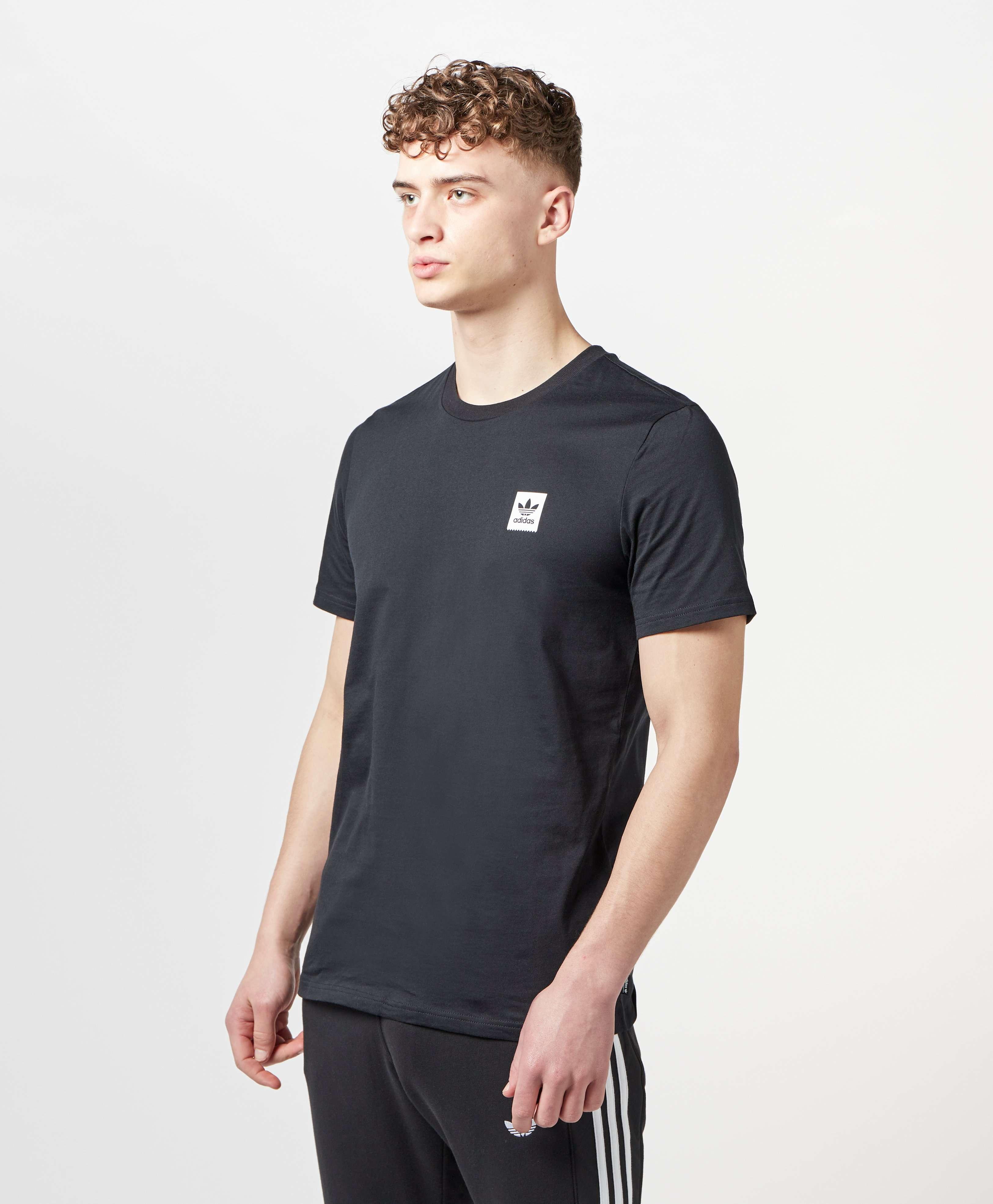 adidas Originals Short Sleeve Logo T-Shirt