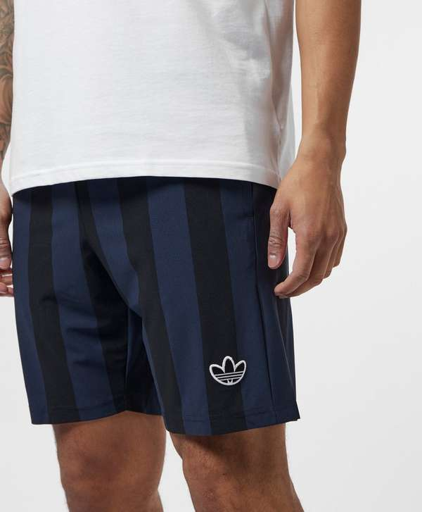 adidas Originals Stripe Football Shorts