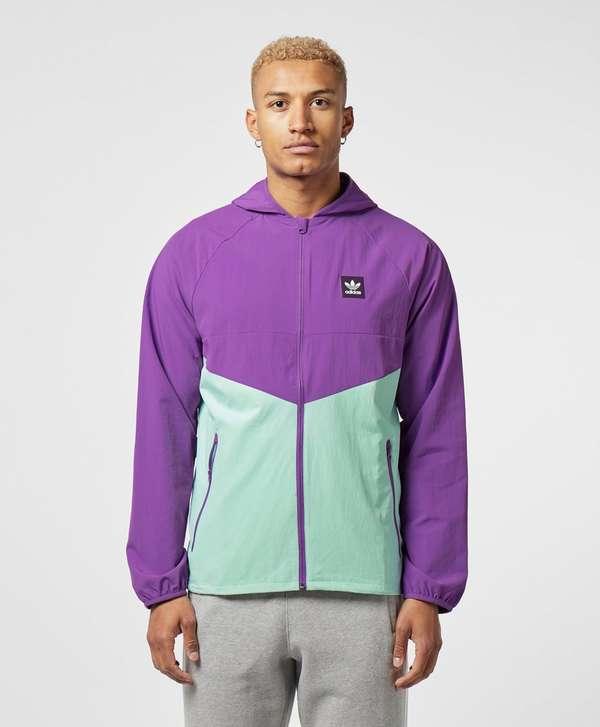adidas Originals Chevron Lightweight Windbreaker Jacket
