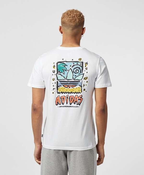 adidas Originals Skateboarding Roanoke Short Sleeve T-Shirt