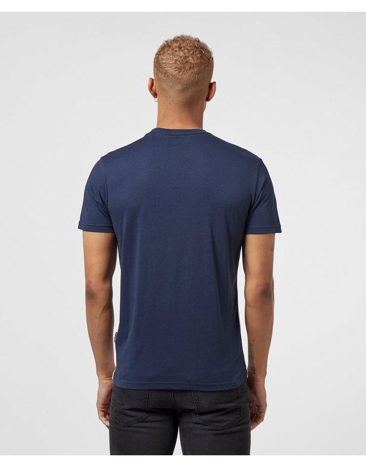Schott Block Colour Short Sleeve T-Shirt