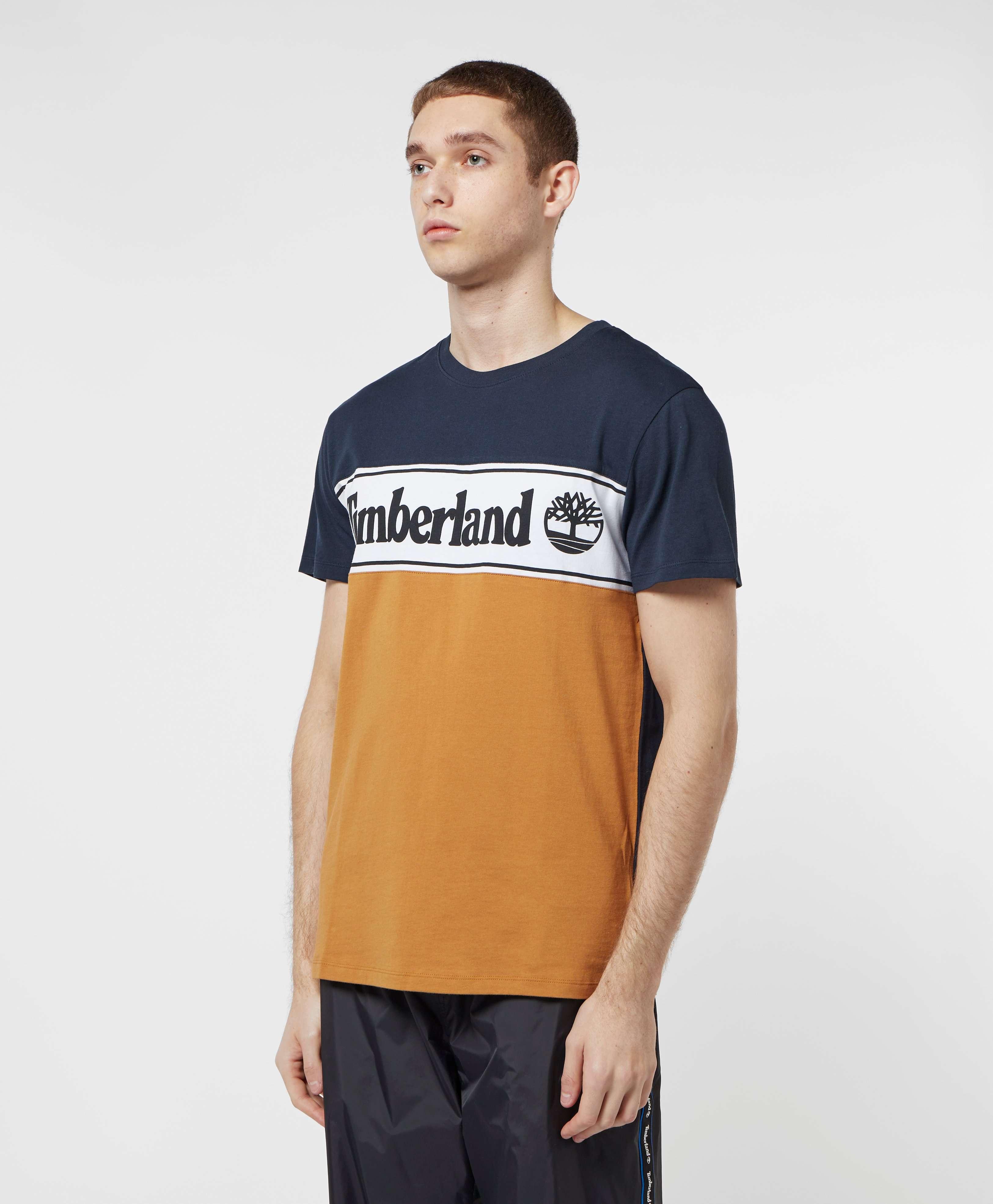 Timberland Chest Panel Short Sleeve T-Shirt