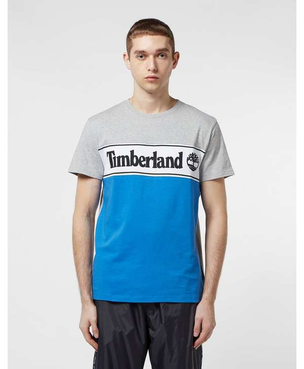 Timberland Chest Panel Short Sleeve T-Shirt