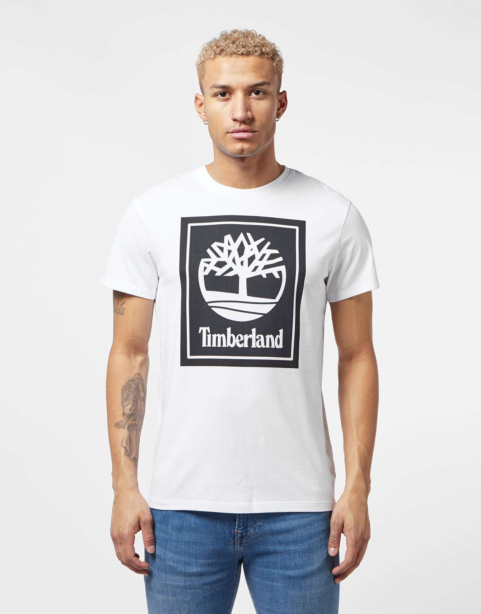 Timberland Big Tree Short Sleeve T-Shirt