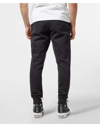 Timberland Box Logo Cuffed Fleece Pants