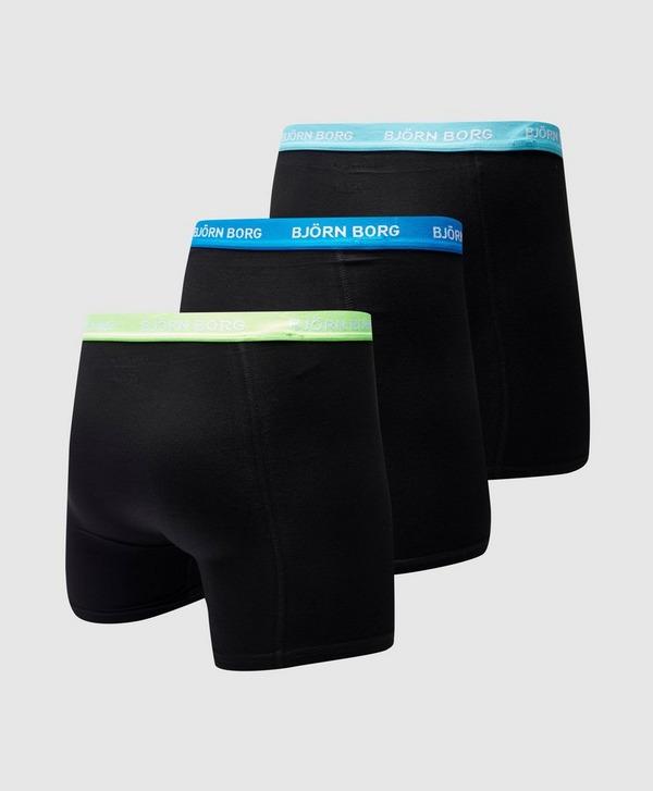 Bjorn Borg 3-Pack Boxer Shorts