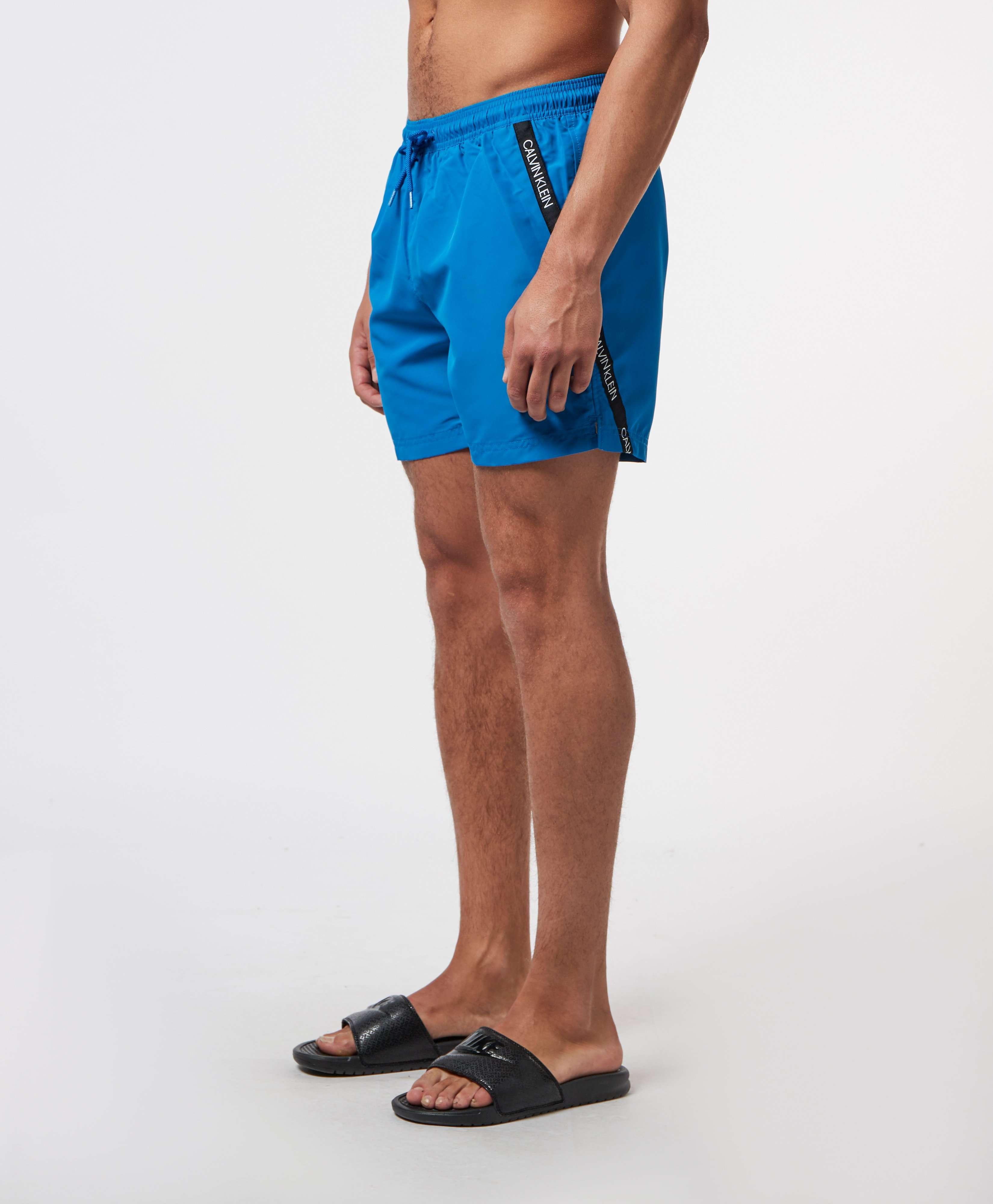 Calvin Klein Tape Swim Shorts