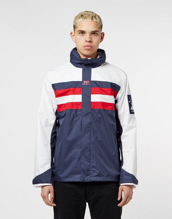 Helly Hansen Retro Lightweight Windbreaker Jacket