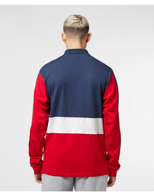 Helly Hansen Urban Retro Long Sleeve Rugby Polo Shirt