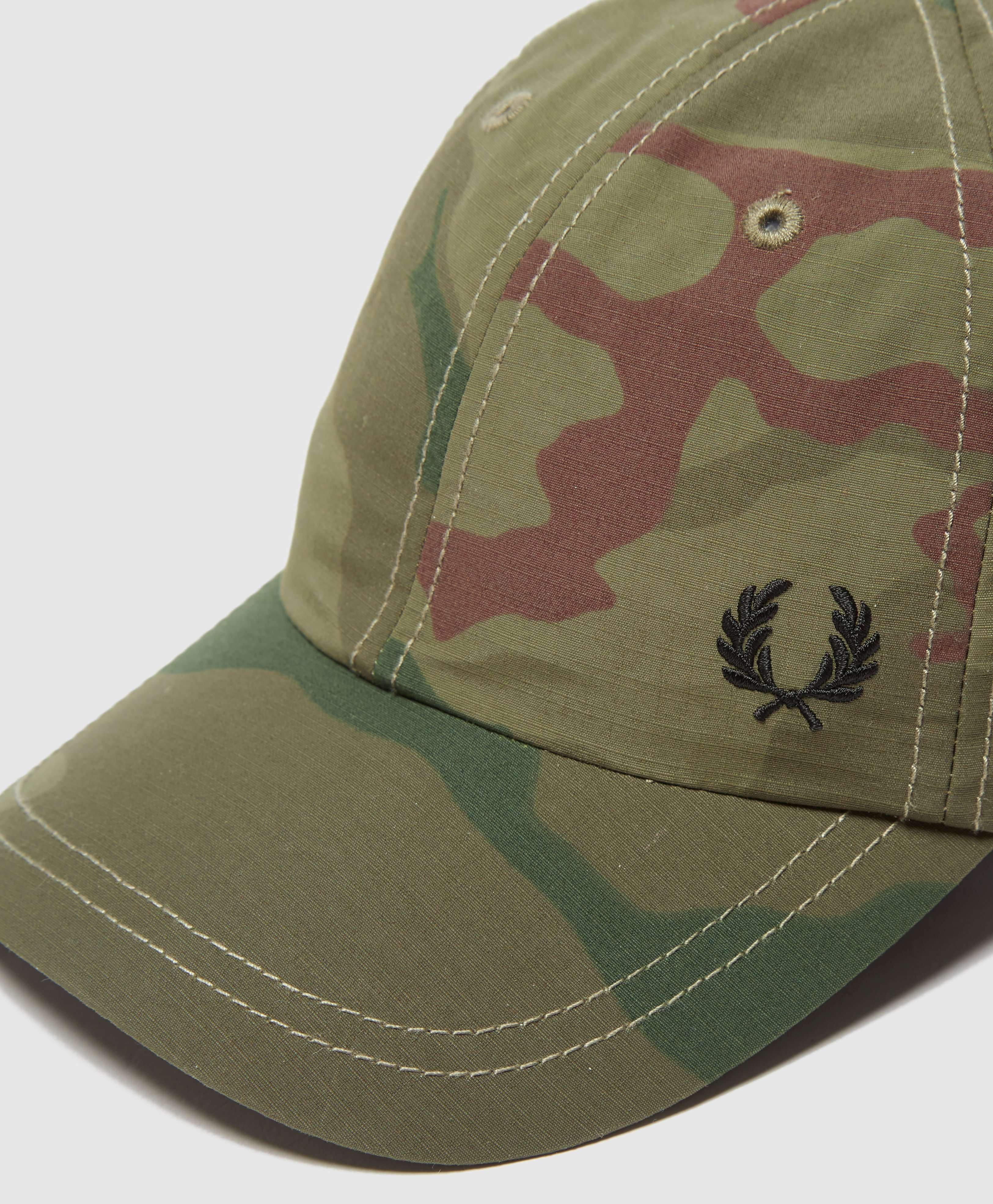 Fred Perry Camo Cap
