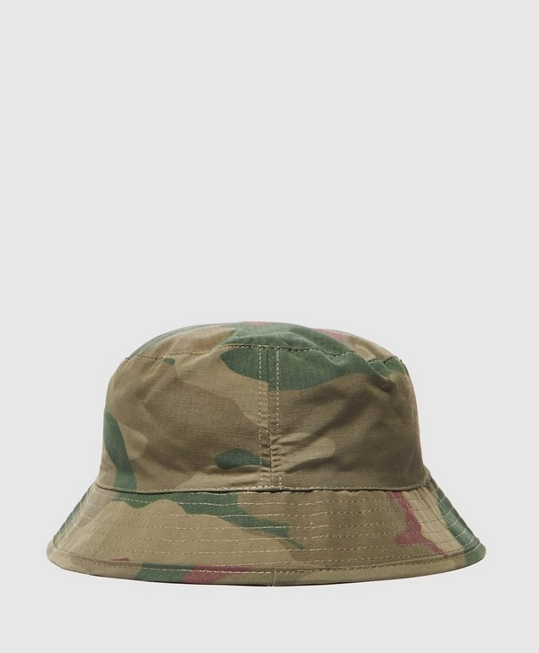 Fred Perry Camo Bucket Hat