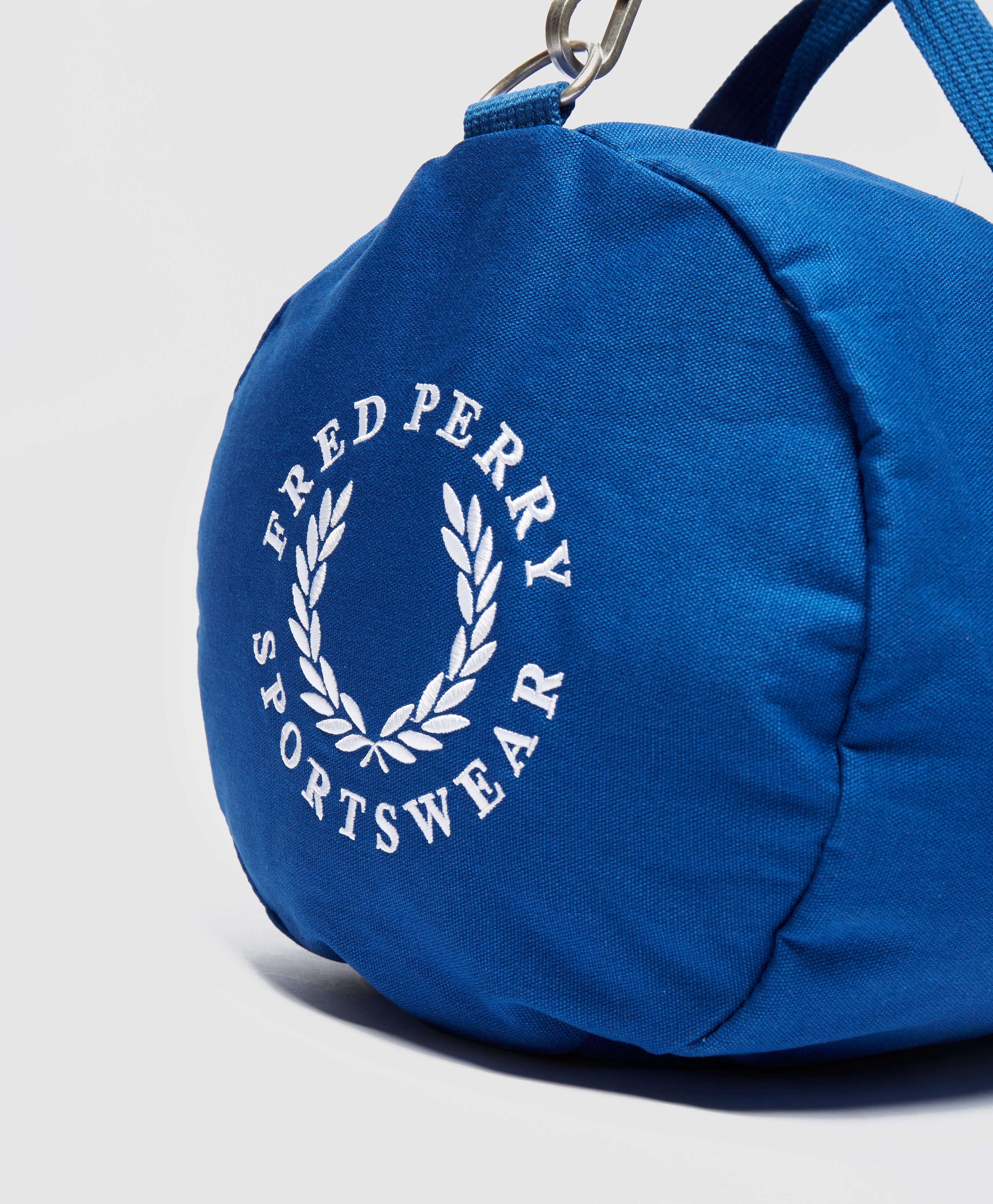 Fred Perry Sport Logo Holdall