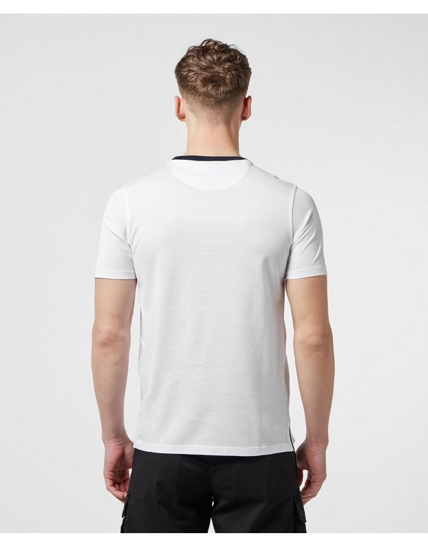 Paul and Shark Pique Ringer Short Sleeve T-Shirt - Exclusive