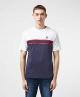 Fila Short Sleeve Block T-Shirt