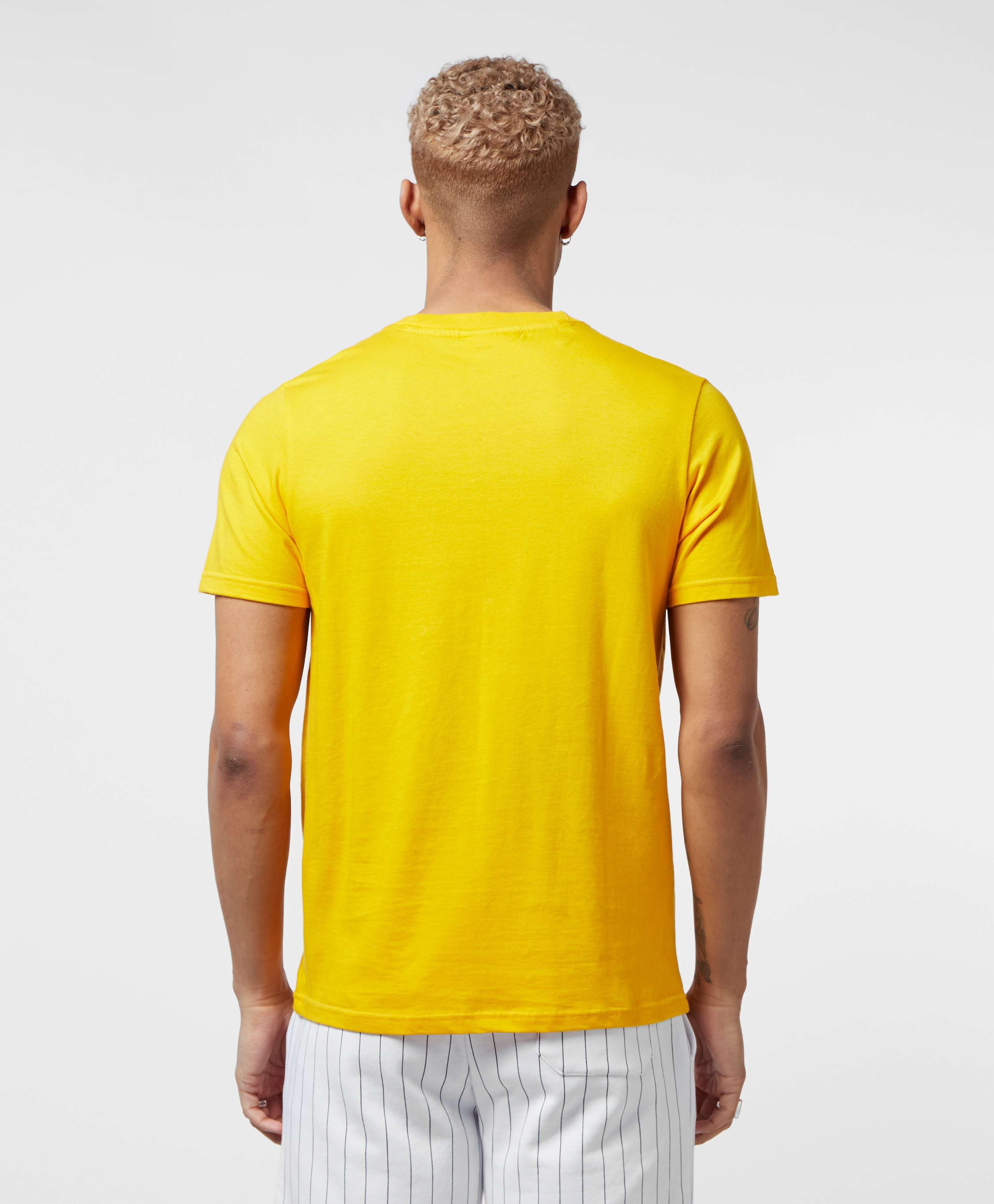 Fila Stripe Box Logo Short Sleeve T-Shirt