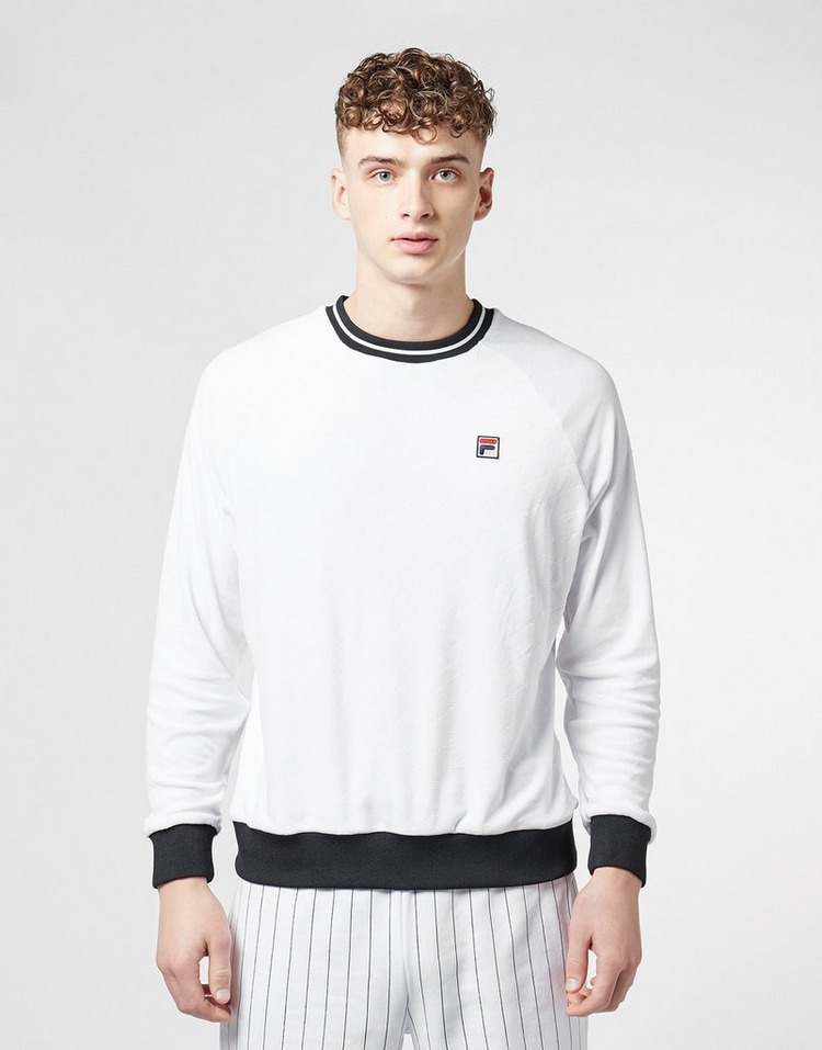Fila Velour Sweatshirt