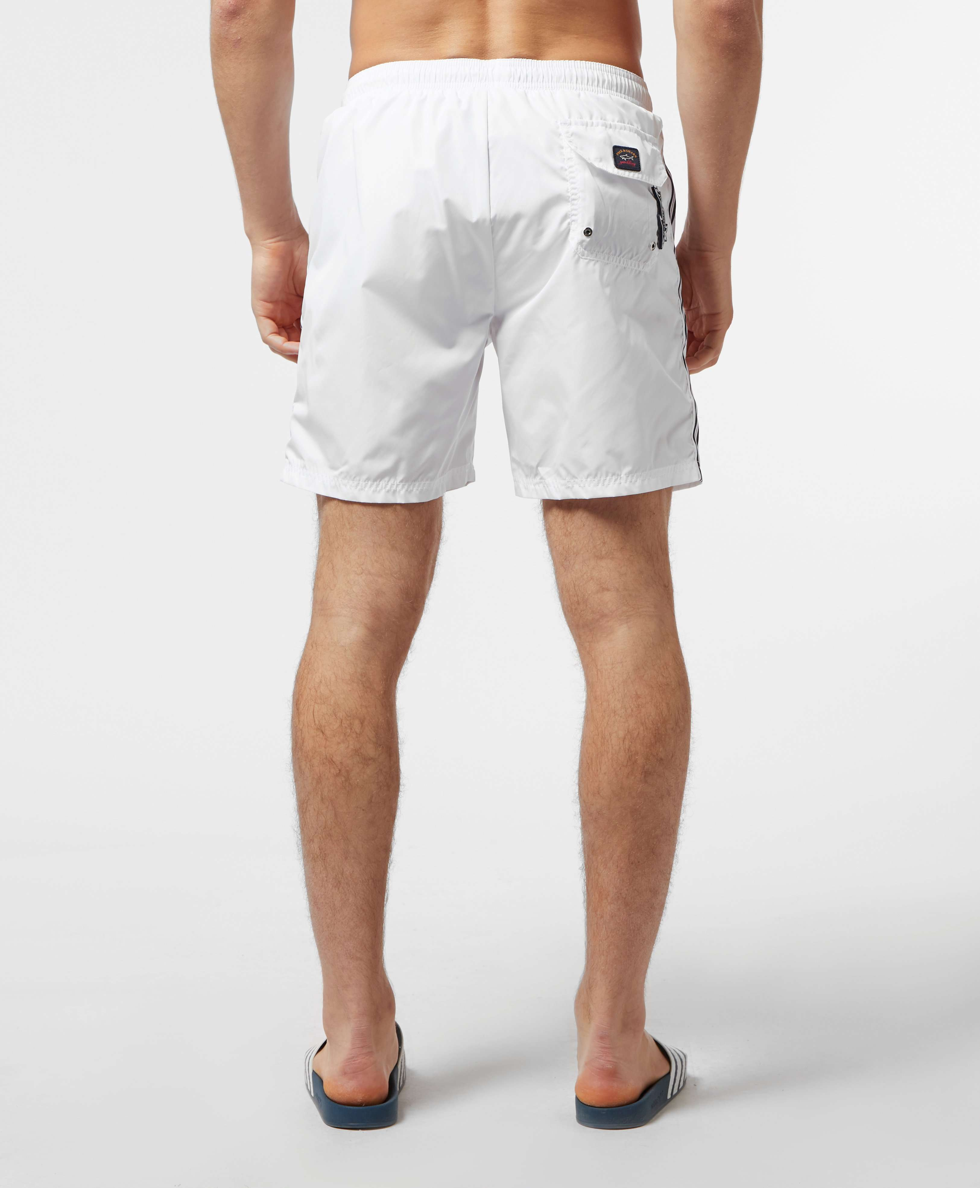 Paul and Shark Tape Swim Shorts