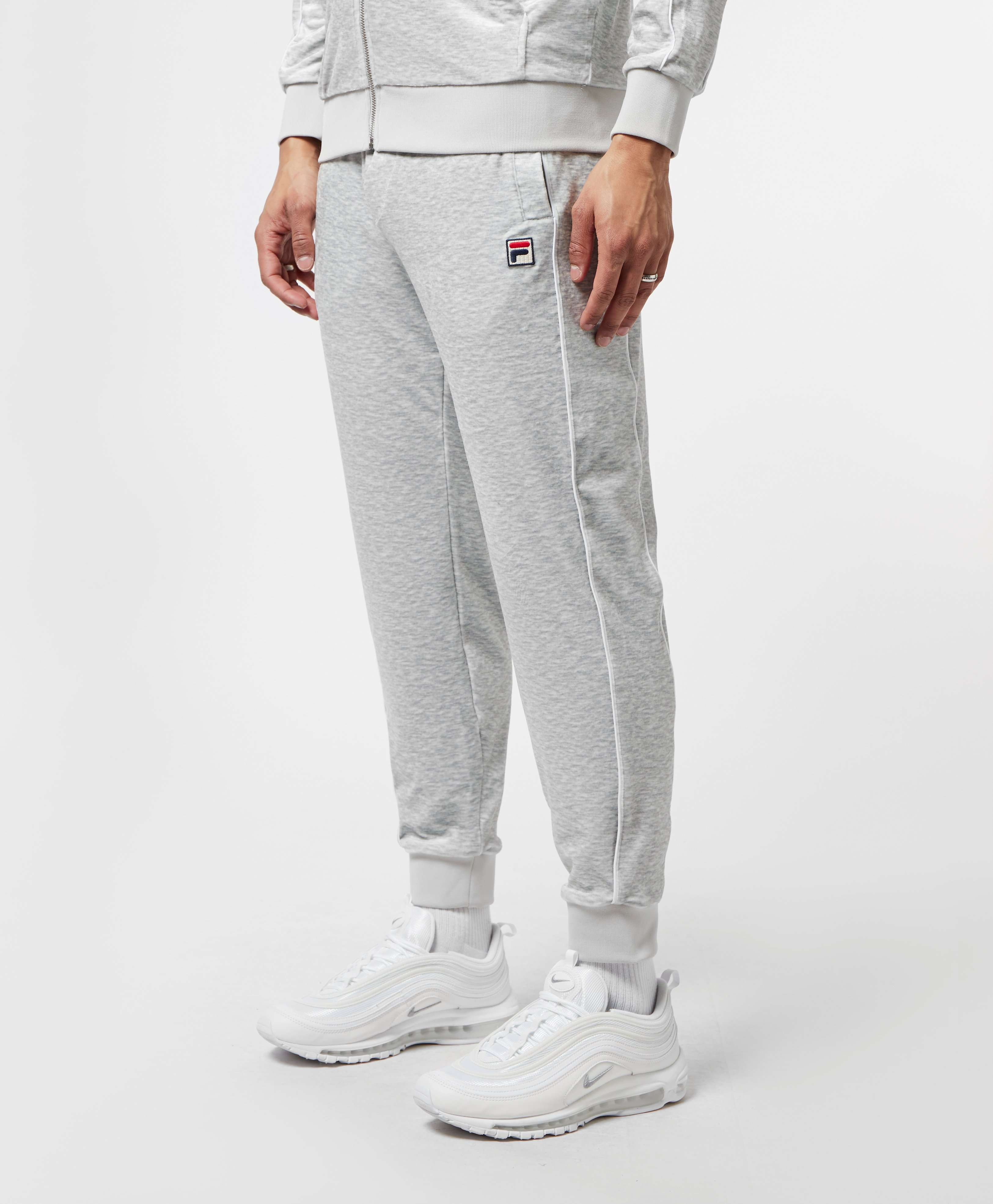 Fila Velour Cuffed Fleece Pants