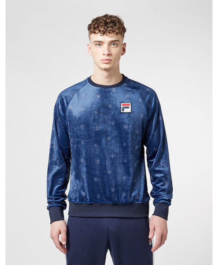 Duck and Cover Kurtis Half Zip Knit