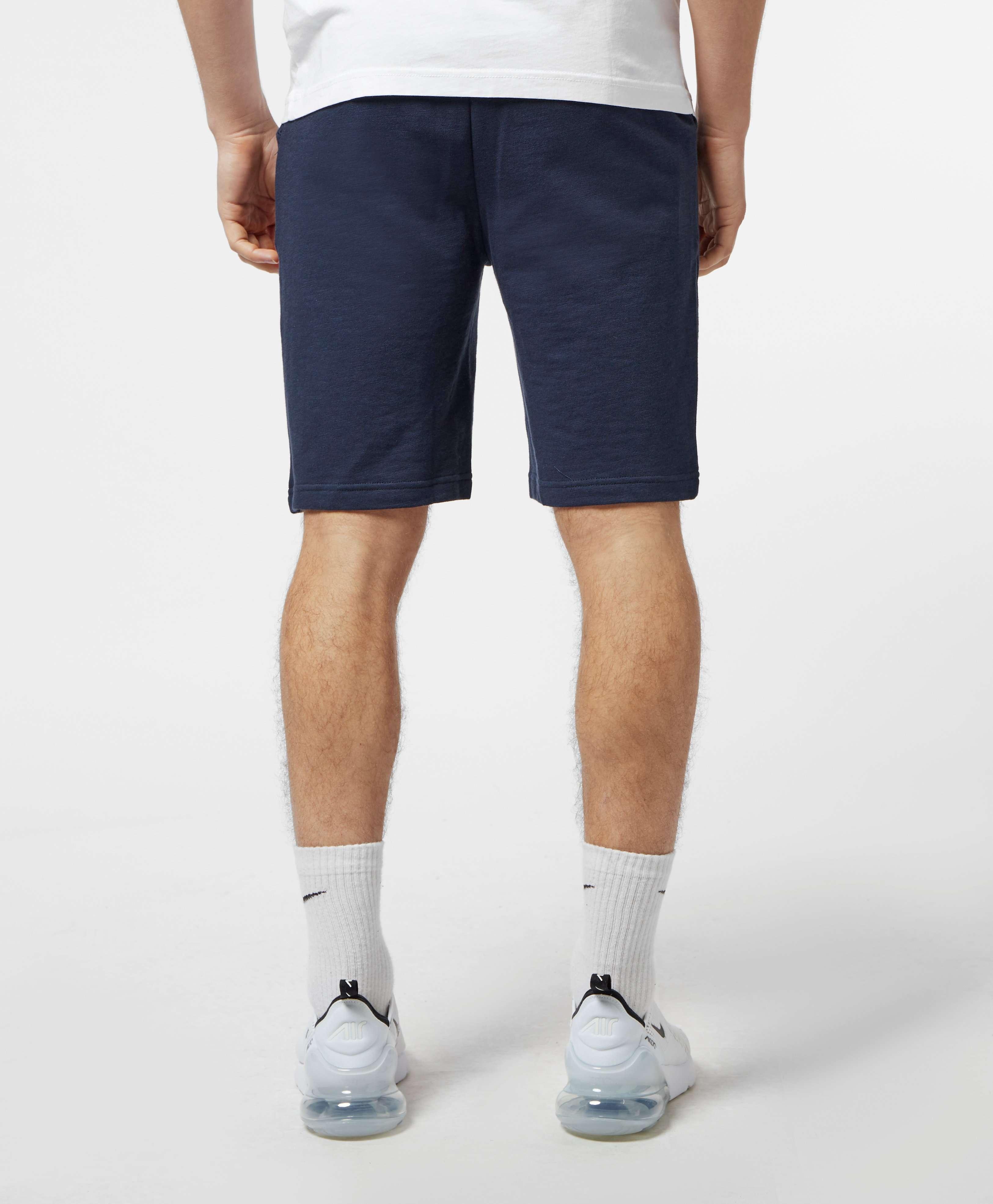 Tommy Hilfiger Embroidered Logo Fleece Shorts