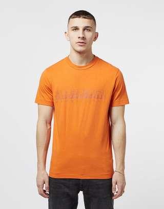 Napapijri Sevora Logo Short Sleeve T-Shirt