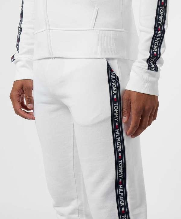 Tommy Hilfiger Tape Cuffed Fleece Pants