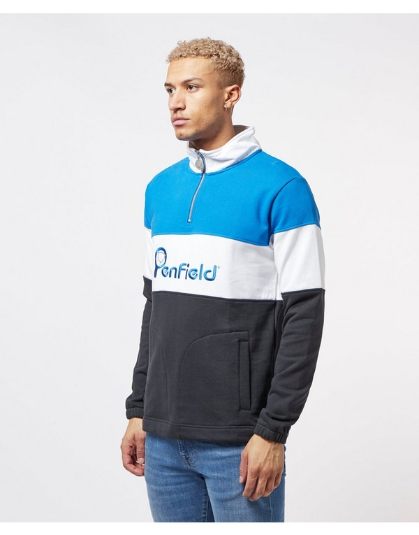 Penfield Gravas Hafl Zip Sweatshirt