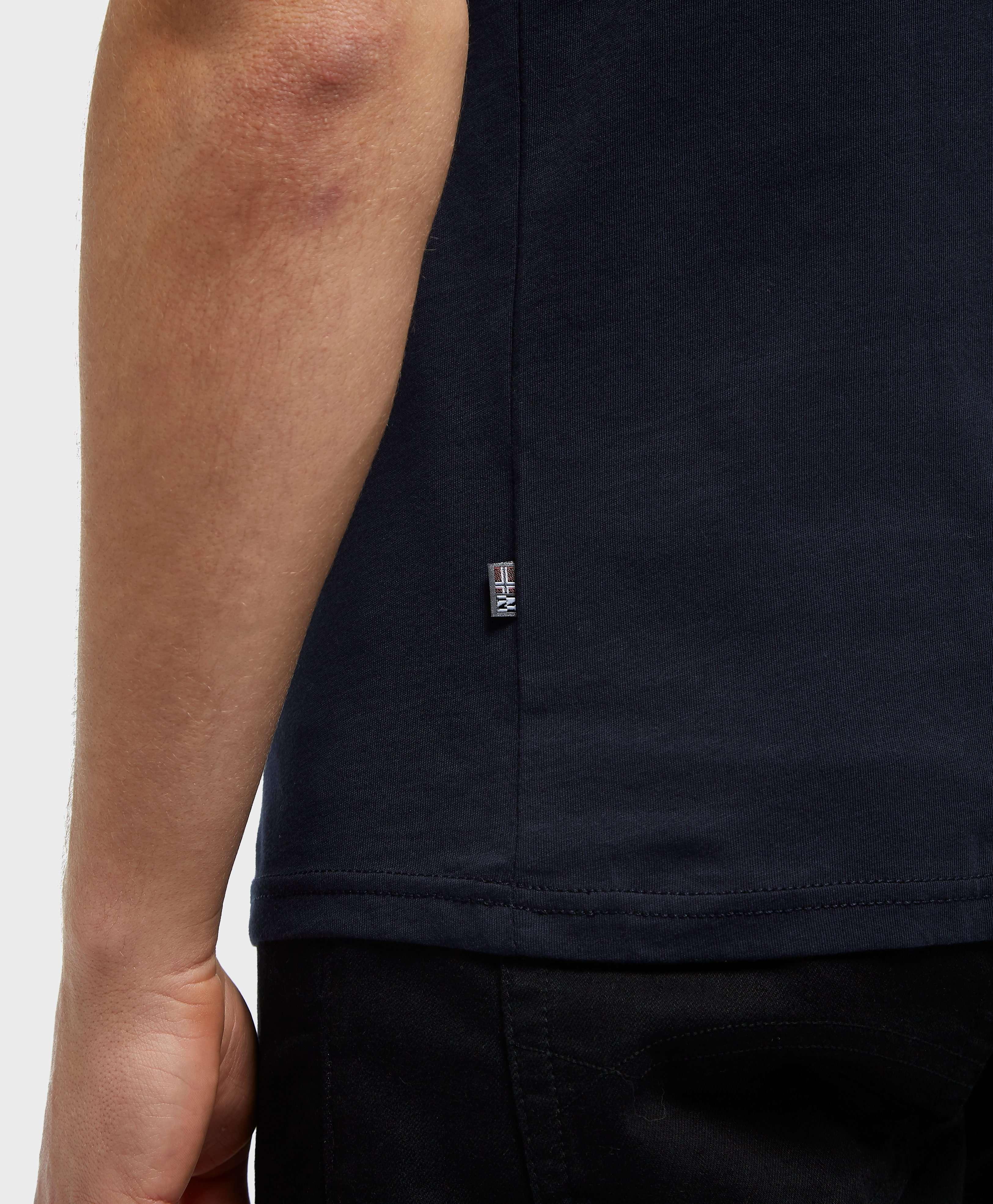 Napapijri Small Flag Short Sleeve T-Shirt - Online Exclusive