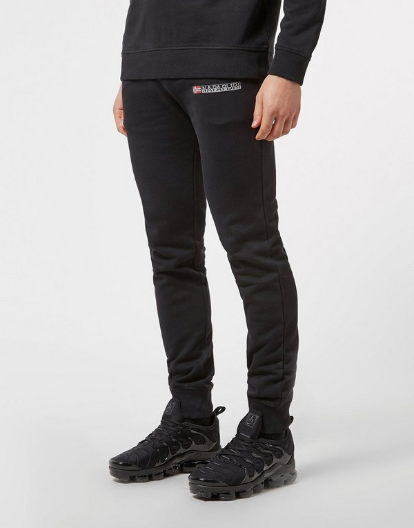 Napapijri Logo Cuffed Fleece Pants - Exclusive