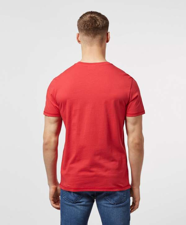 Napapijri Linear Box Short Sleeve T-Shirt