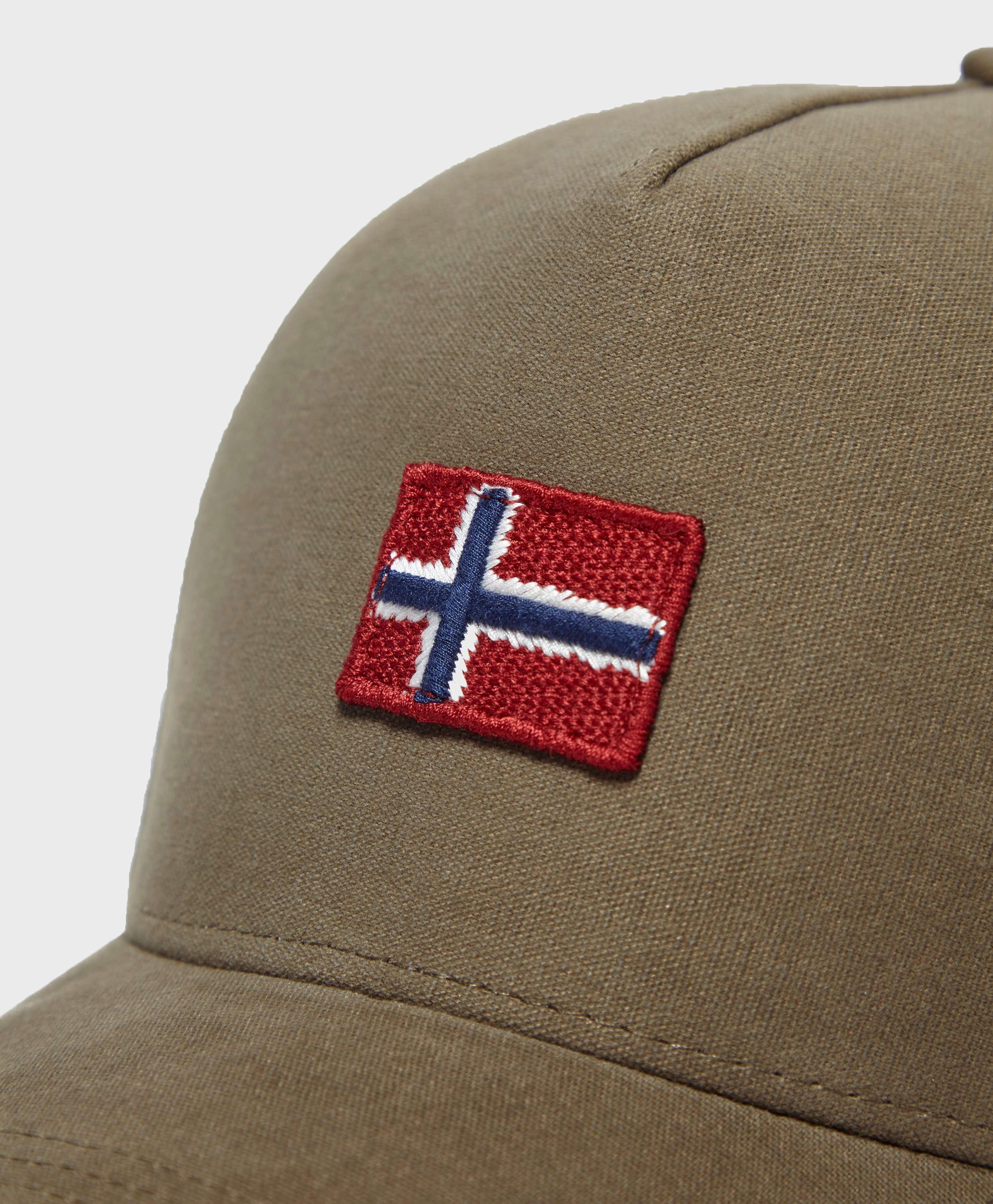 Napapijri Flag Logo Cap