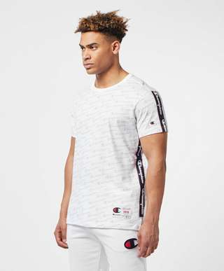 Champion Rochester Tape Short Sleeve T-Shirt