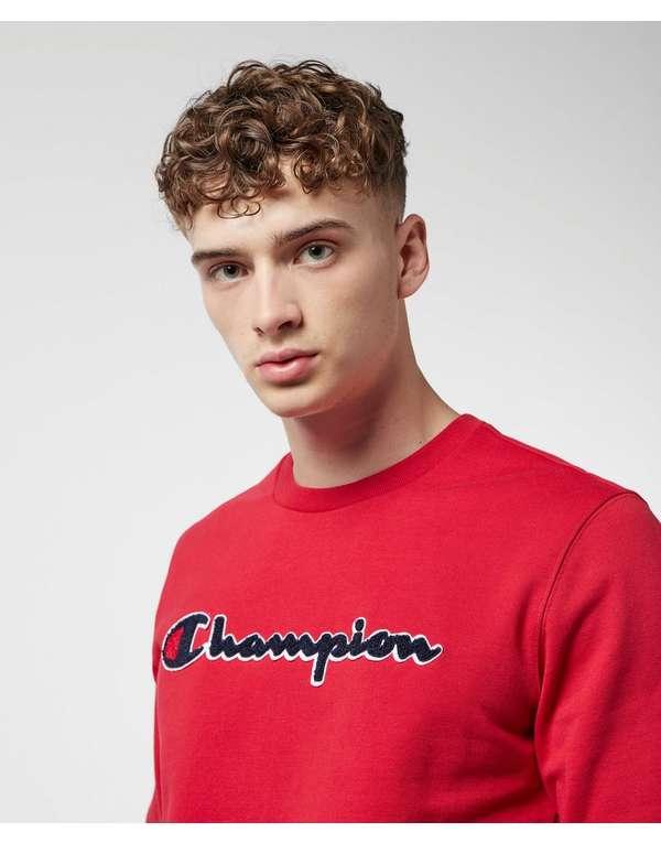 Champion Rochester Logo Sweatshirt