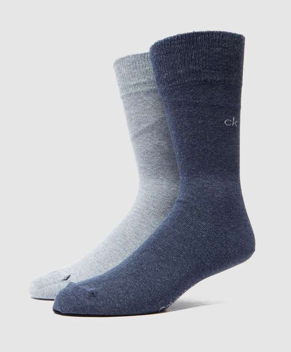 Calvin Klein 2-Pack Socks