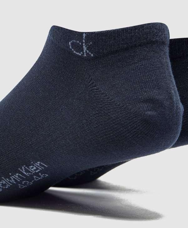 Calvin Klein 2-Pack Liner Socks