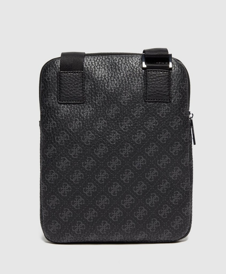 Guess Monogram Cross Body Bag