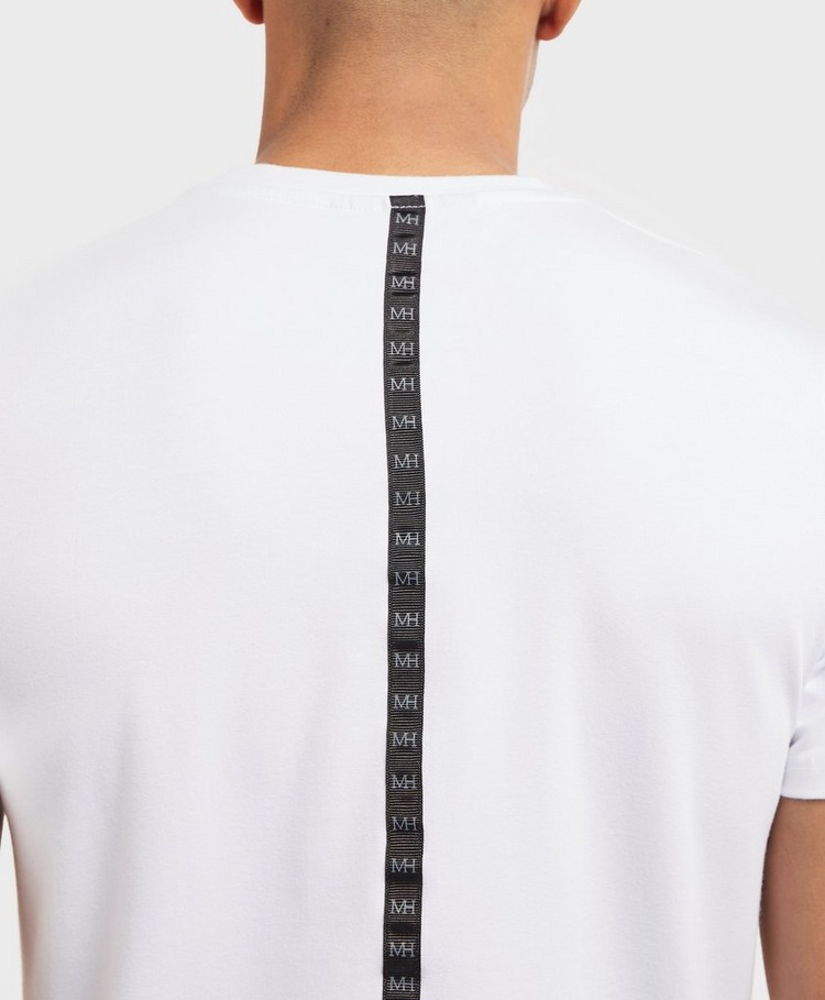 Millionaire Homme Embroidered Logo Short Sleeve T-Shirt