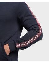 Millionaire Homme Tape Logo Full Zip Hoodie - Online Exclusive