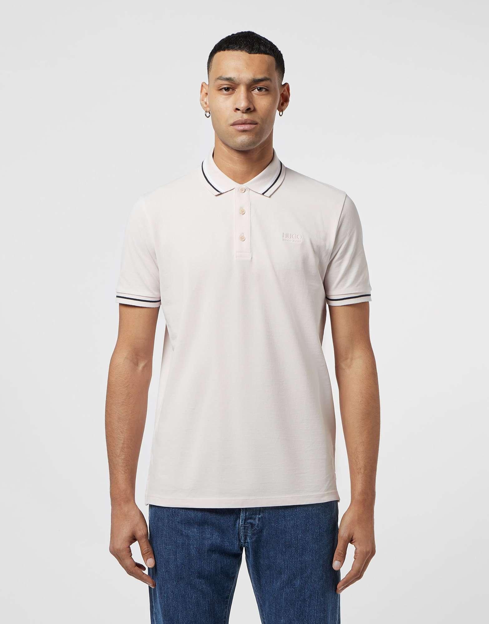 HUGO Druso Short Sleeve Polo Shirt