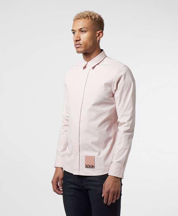 HUGO Emor Long Sleeve Shirt
