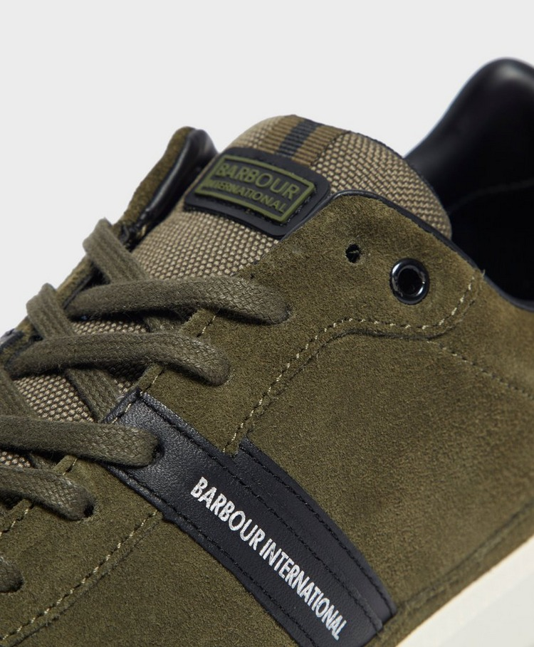 Barbour International Track Trainer