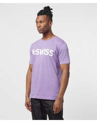 K-Swiss Classic Logo Short Sleeve T-Shirt