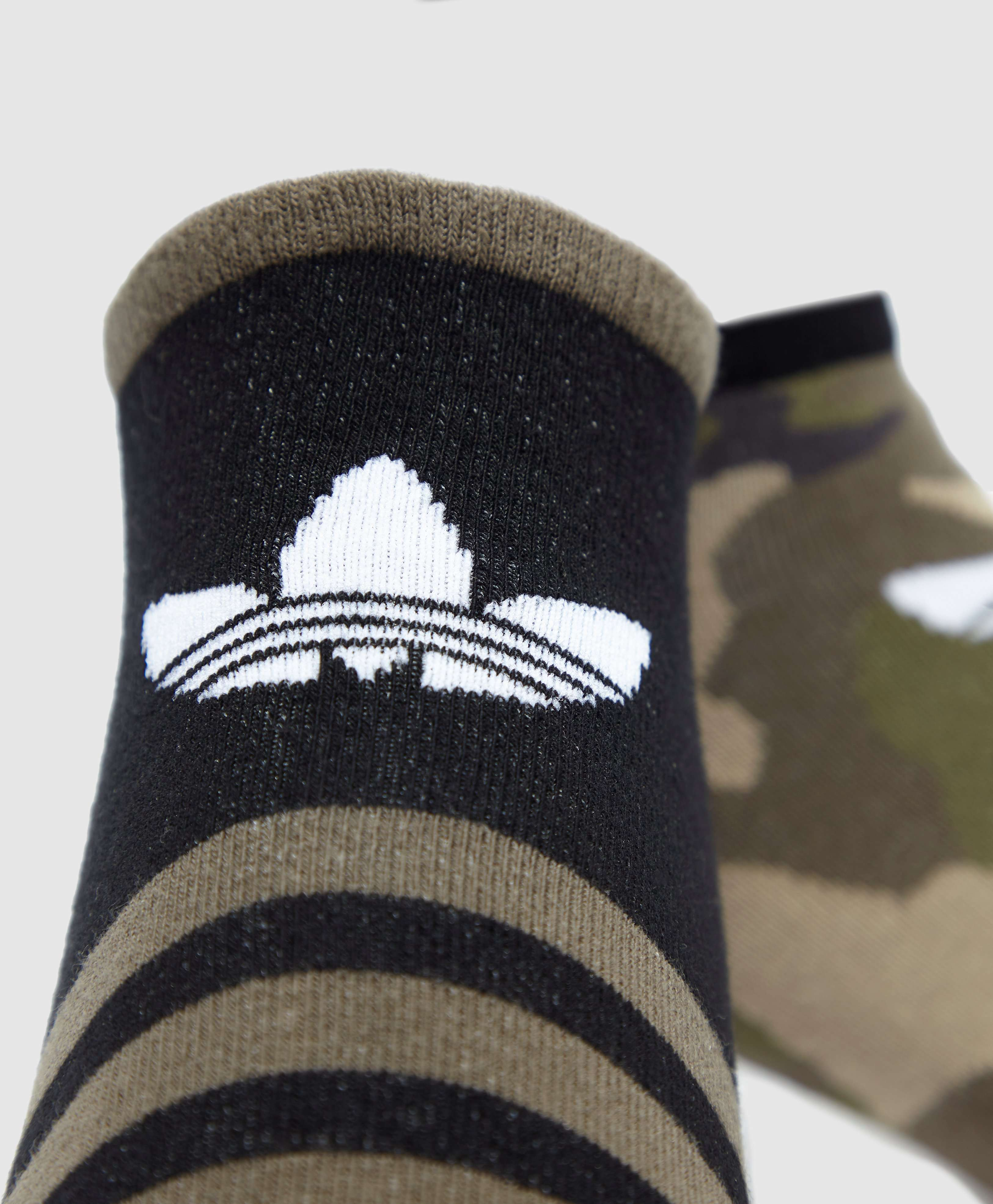 adidas Originals 2-Pack Ankle Socks