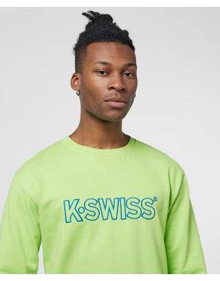 K-Swiss LA Logo Sweatshirt