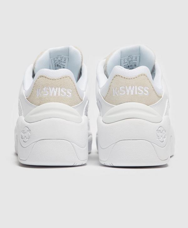 K-Swiss Endorsement